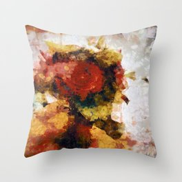 Soothe Your Soul Throw Pillow