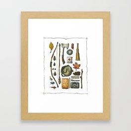 Little Camper Series No. 1 Framed Art Print