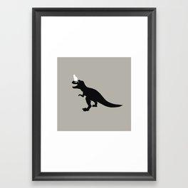 cat cat Framed Art Print
