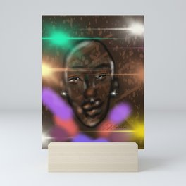 Spotlights Mini Art Print