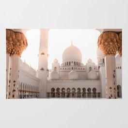 Mezquita Sheikh Zayed Rug