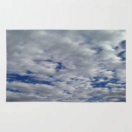 busy sky Rug
