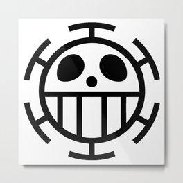 One Piece Trafalgar Law Metal Print