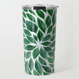 tropical star  Travel Mug