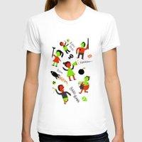 revolution T-shirts featuring revolution  by Hadar Geva