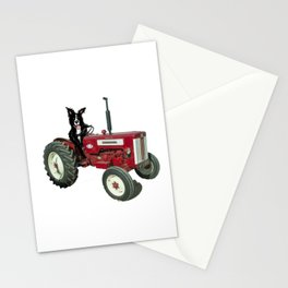 Sheepdoggy driverr Stationery Cards