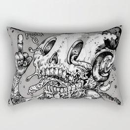 Dickhead Rectangular Pillow