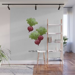 Let The Beet Drop, Food and Drink Wall Mural
