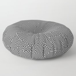 Eye Bind Floor Pillow