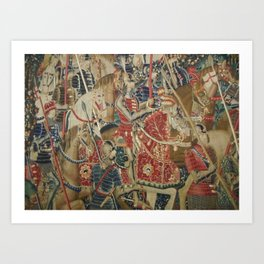 John of Braganza Art Print