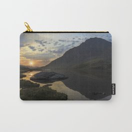Tryfan Sunrise Carry-All Pouch