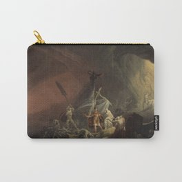 Aeneas and the Sibyl Carry-All Pouch