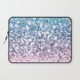 Dazzling Unicorn Gradient  Laptop Sleeve