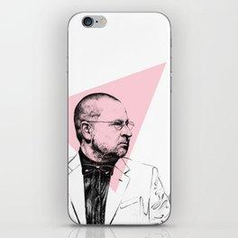 Lars Von Trier iPhone Skin