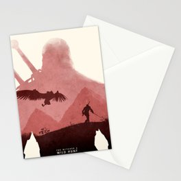Witcher Stationery Cards