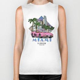 Miami, bedrock of diversity! Biker Tank