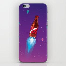 Rocket Cola iPhone Skin