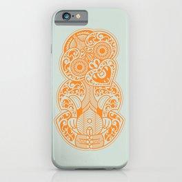 Hei Tiki iPhone Case