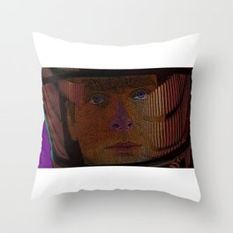 2001: A Space Odessey Throw Pillow