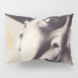 Full Metal Jacket, Stanley Kubrick, alternative movie poster, minimalist print, Vietnam War, Marines Pillow Sham