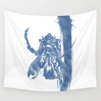 final fantasy Wall Tapestries featuring FINAL FANTASY XII by DrakenStuff+