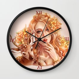 Aligel *BeautyCollection* Wall Clock