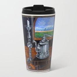 Study of Peweter 2005 Travel Mug
