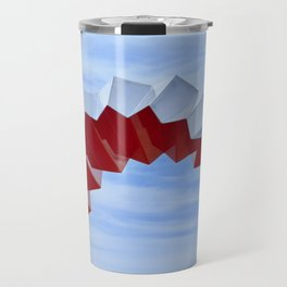 Sculptures'n'Sky Travel Mug