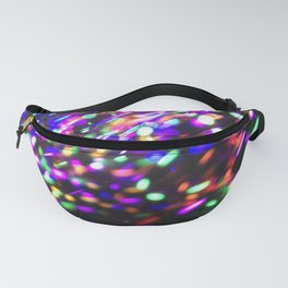 Color Lights In Motion no. 1 Fanny Pack