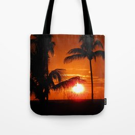 Beautiful Sunset II Tote Bag