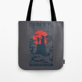 Gamer Fu Tote Bag