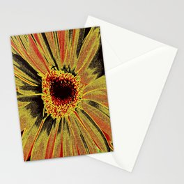 Burned Out Stationery Cards