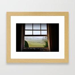 Today...  Framed Art Print
