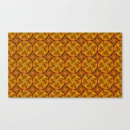Batik from Yogya Canvas Print