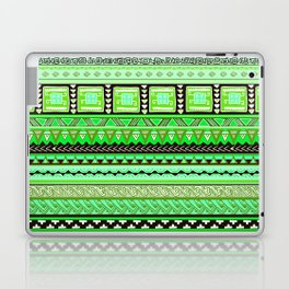 Boho Primitive Geometric Var. 7 Laptop & iPad Skin