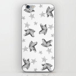 STARFISH STARFISH STARFISH iPhone Skin