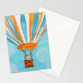 Hot Air Balloon #5 Stationery Cards