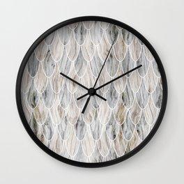 Wird Wall Clock