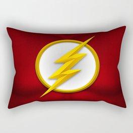 Flash: Superhero Art Rectangular Pillow