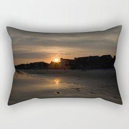 Sunset on Fripp Island Rectangular Pillow