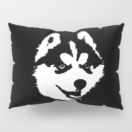 HUSKY DOG Pillow Sham