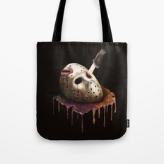 Friday The 13th Tote Bag