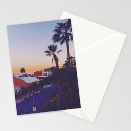 Old Town Twilight Stationery Cards