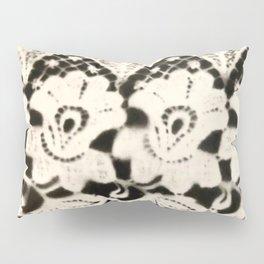 Nana's Lace, b/w Pillow Sham