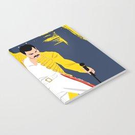 Freddie Forever Notebook