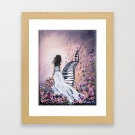 Romantic Mood Framed Art Print