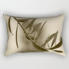 Olive Branch Rectangular Pillow