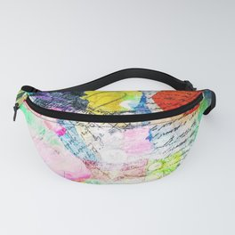 Forgive Yourself First Fanny Pack