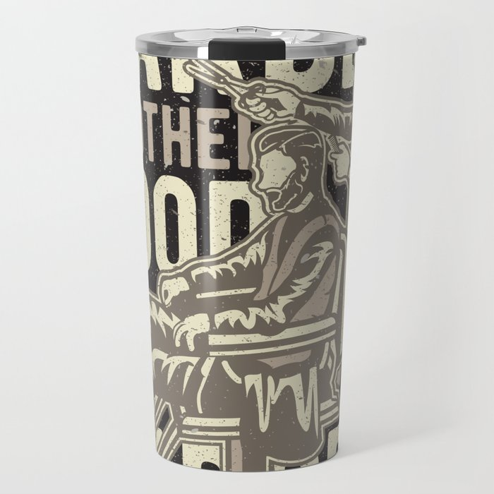 Barber Brotherhood Travel Mug
