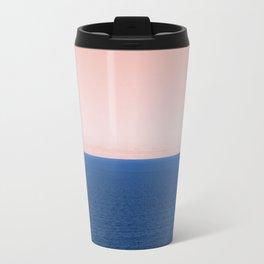 Endless Ocean Circle Travel Mug